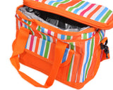Multifunctional Insulated Picnic Lunch Bag w/ Shoulder Strap
