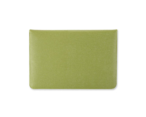 Envelope Series Soft Leather Case - Green