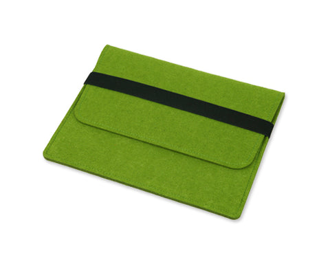Wool Series MacBook Case - Green