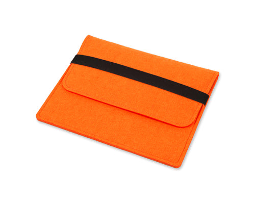 Wool Series MacBook Case - Orange