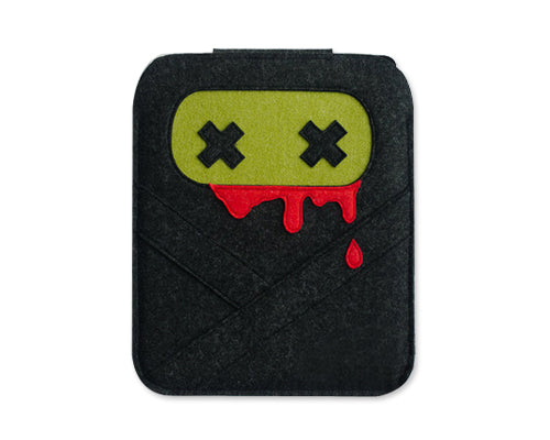 Wool Series MacBook Case - Ninja Zombie