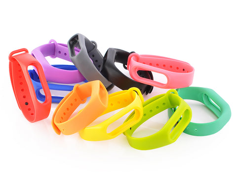 Xiaomi Mi Band 3 Replacement Band Set of 10