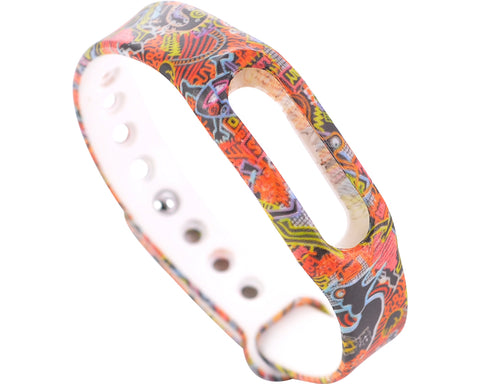Replacement Band for Xiaomi Mi Band Smart Bracelet-Ethnic