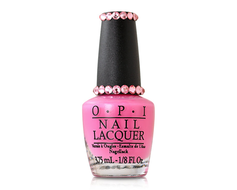 Stunning Bling Crystal O.P.I. Nail Polish - A Grape Fit