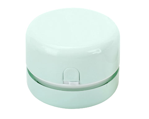 Portable Mini Table Vacuum Cleaner - Green
