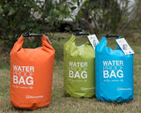2L Water Resistant Sack Bag - Orange