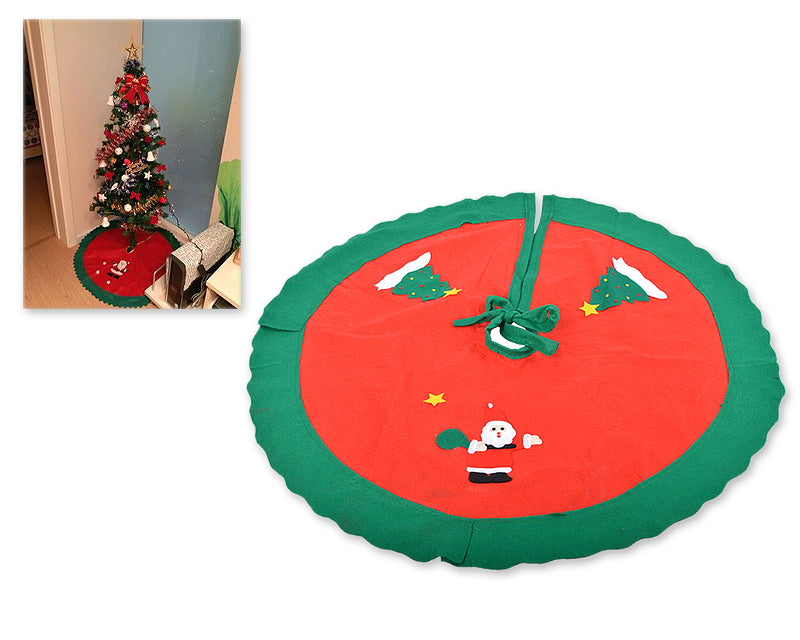 Christmas Tree Stand Skirt Cover Mat