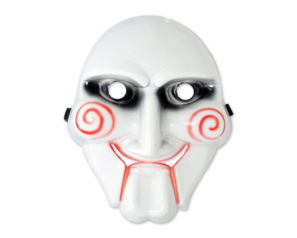 Halloween Party Saw Puppet Masquerade Horror Scary Mask