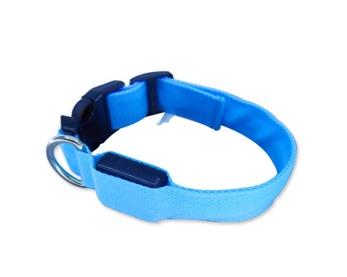 Dazzle Series Pet Dog Collar with LED Light