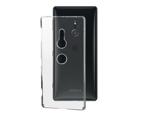 Sony Xperia XZ2 Case PC Clear Hard Case