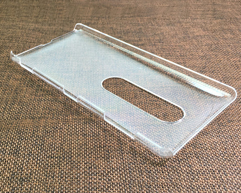SONY Xperia XZ2 Premium Case PC Clear Hard Case