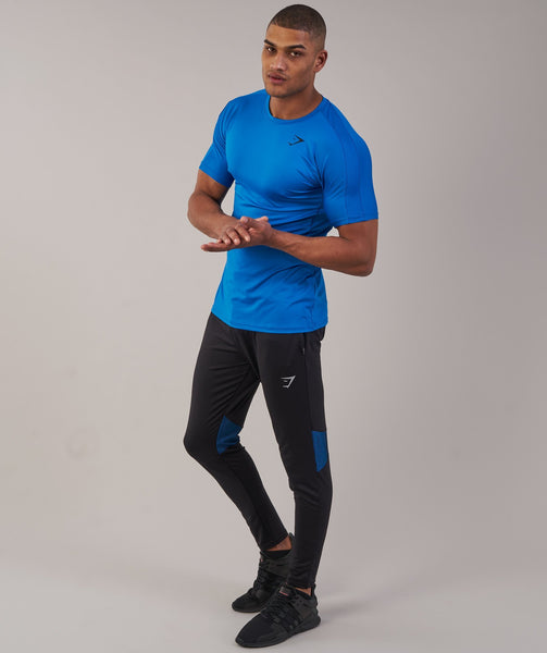 Gymshark Primary T-Shirt - Dive Blue 3