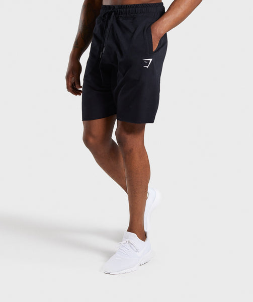 Gymshark Ark Shorts - Black 4