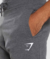 Gymshark Ark Shorts - Charcoal Marl 11