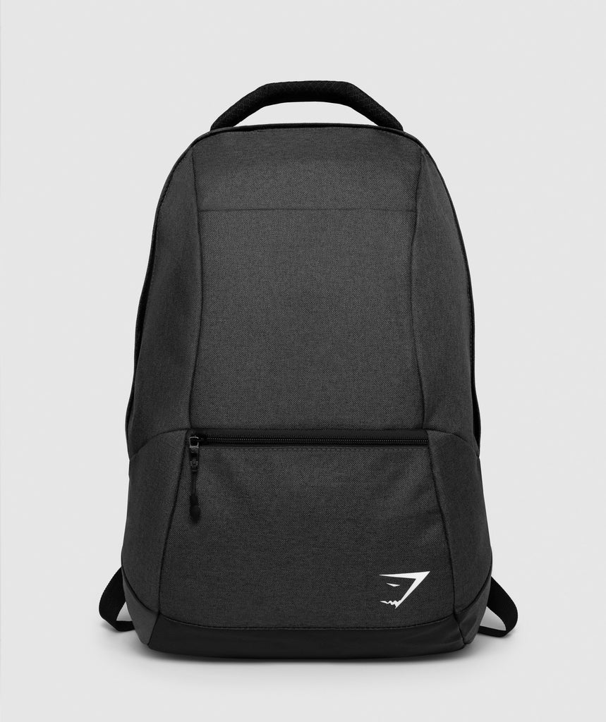 Gymshark Convex Backpack - Black 1
