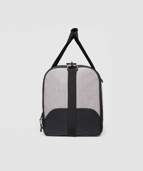 Gymshark Convex Holdall - Light Grey 2