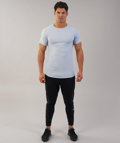 Gymshark Eaze T-Shirt - Clear Water 3