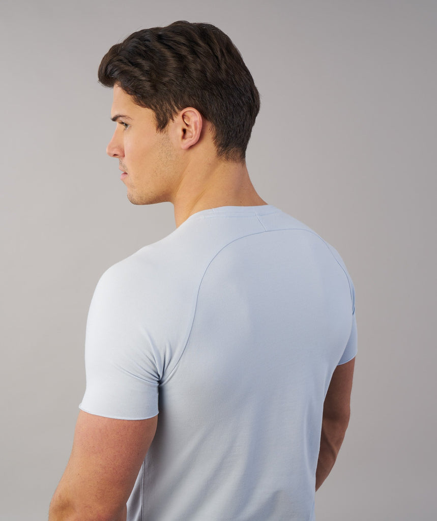 Gymshark Eaze T-Shirt - Clear Water 5