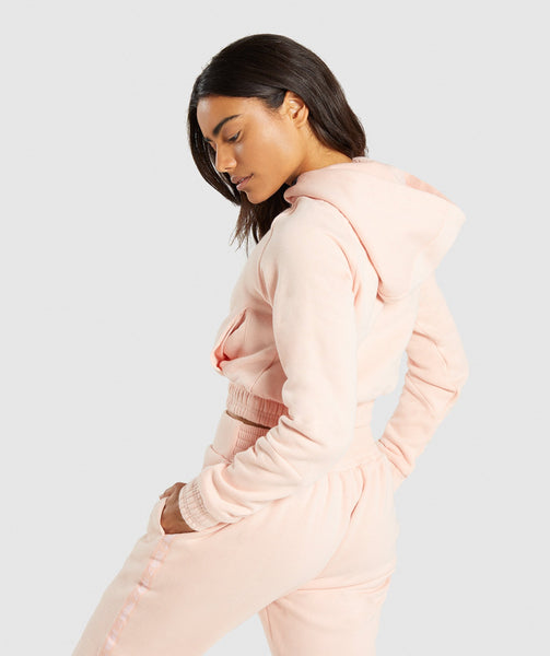 Gymshark Everyday Pullover - Blush Nude 1