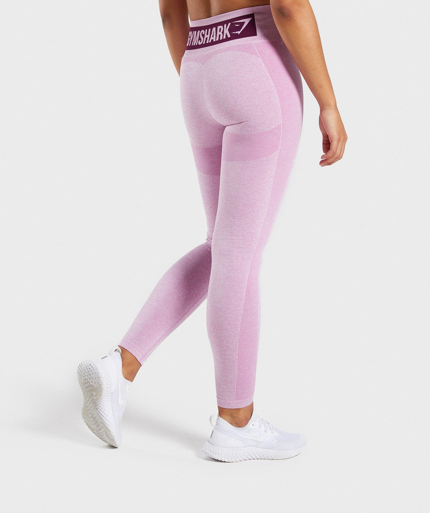 a4680ee46b1fc Gymshark Flex High Waisted Leggings - Pink 1