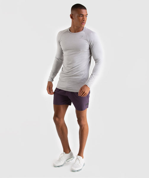 Gymshark Capital Shorts - Nightshade Purple 2