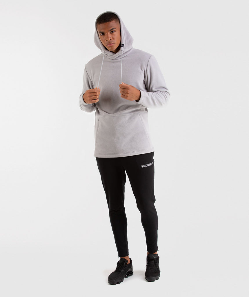 Gymshark Degree Pullover - Light Grey 6