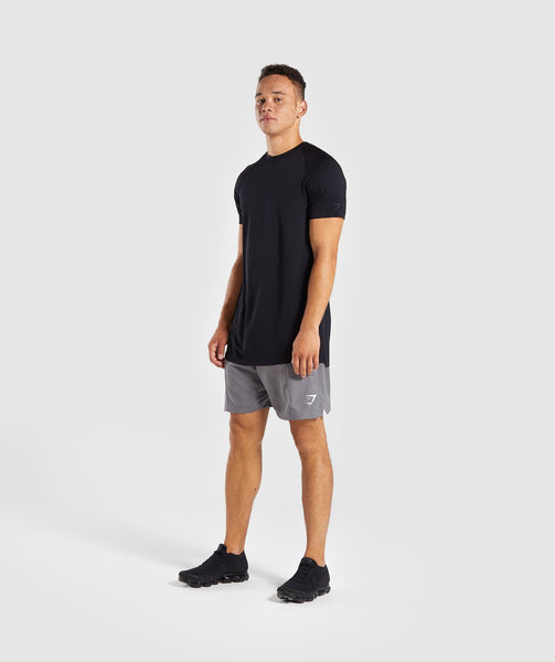 Gymshark Primary Shorts - Smokey Grey 2