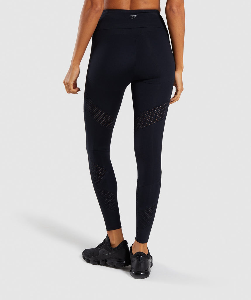 Gymshark Pro Perform Leggings - Black 2