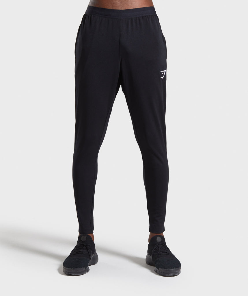 Gymshark React Training Joggers - Black 1