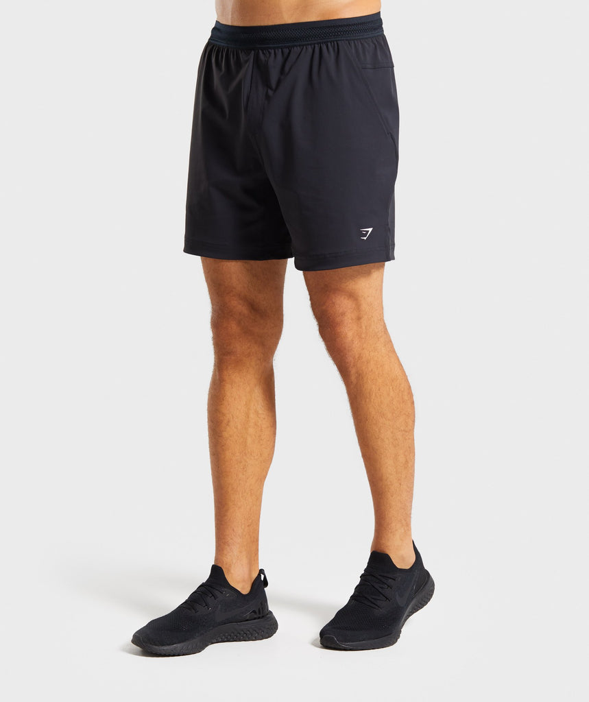 Gymshark Studio Shorts - Black 1