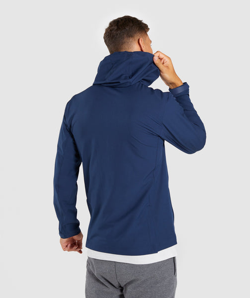 Gymshark Stealth Pullover - Sapphire Blue 2