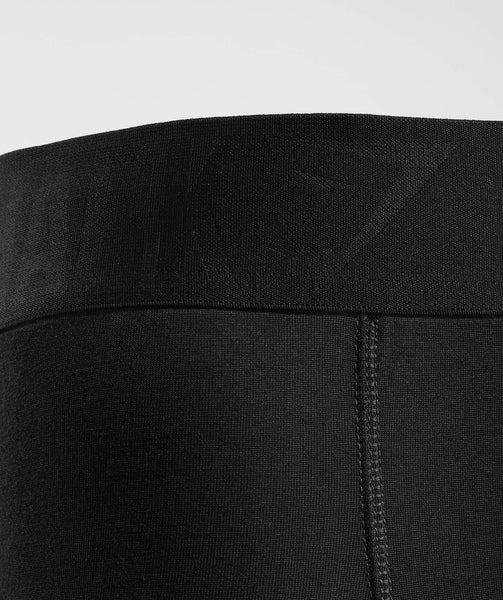 Gymshark Mens Hipsters 2pk - Black 3