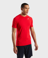 Gymshark Veer T-Shirt - Red 7