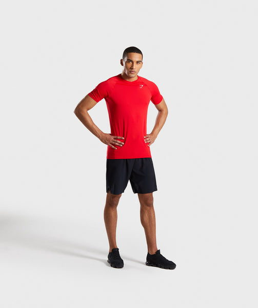 Gymshark Veer T-Shirt - Red 3