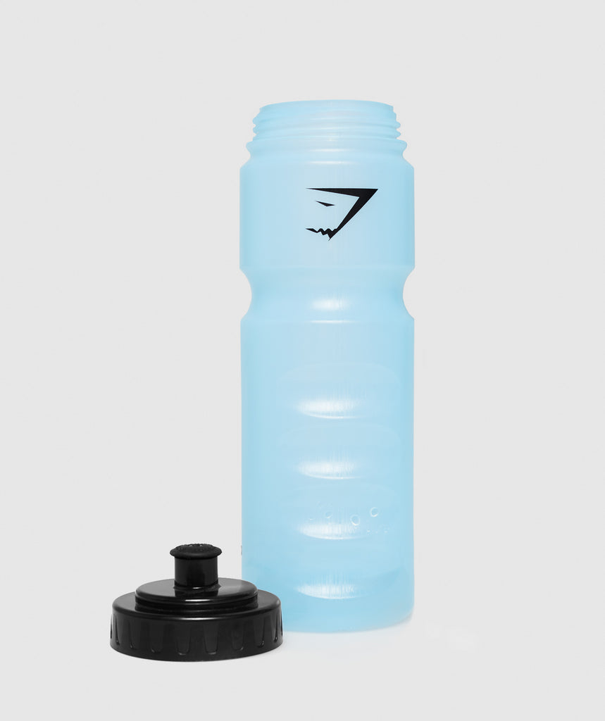 Gymshark Water Bottle - Gymshark Blue/Black 6