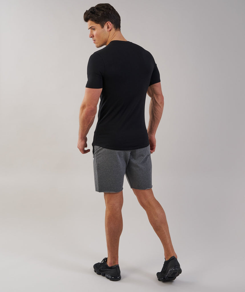 Gymshark Ark T-Shirt - Black 2