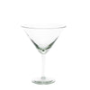 Large martini glass. Classic martini glass.