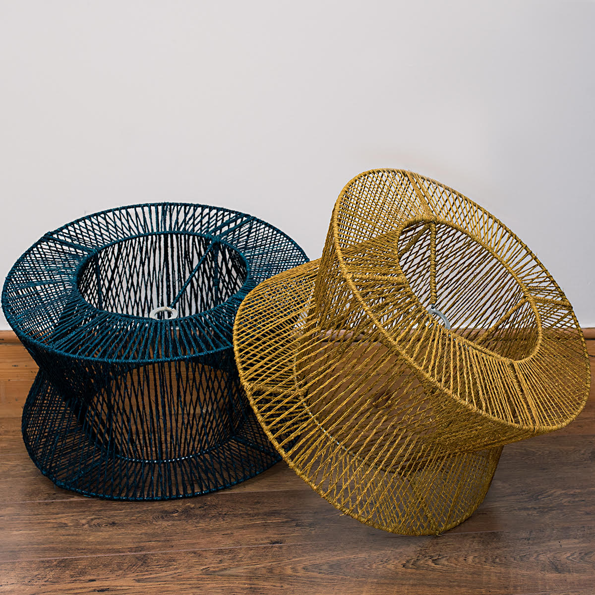 Woven lamp shade artisan lifestyle limited woven lamp shade aloadofball Image collections