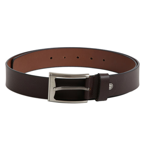 4188 Brown Textured Belt