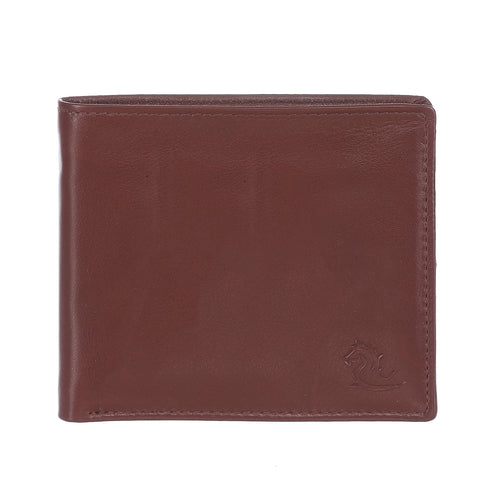 10011 Tan Bifold Wallet