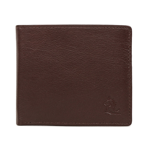 13011 Tan Bifold Wallet