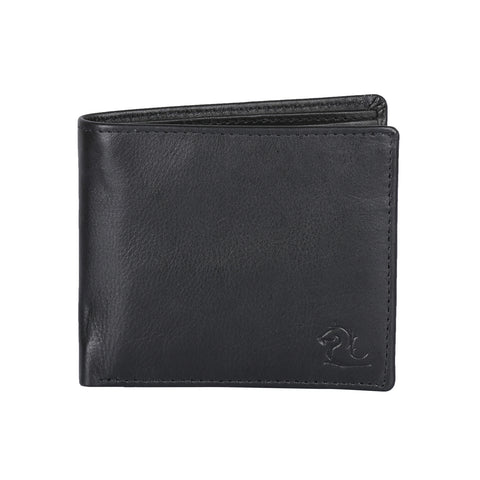 10011 Black Bifold Wallet