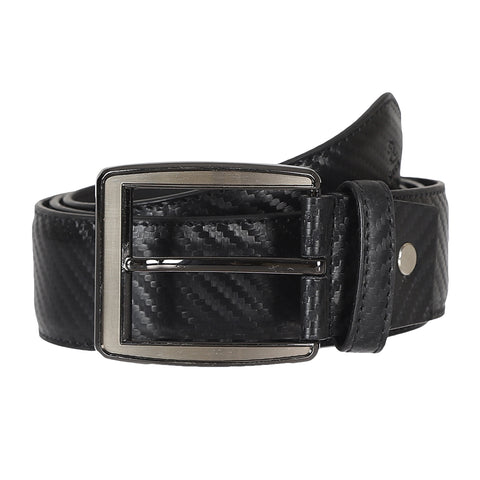 4180 Black Textured Belt