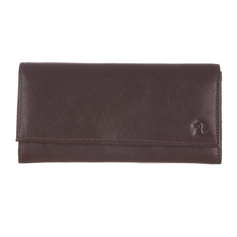 7007 Tan Trifold Wallet