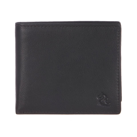 14015 Black Bifold Wallet