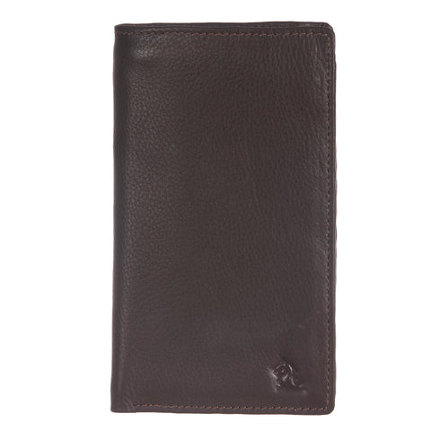 7022 Tan Bifold Wallet