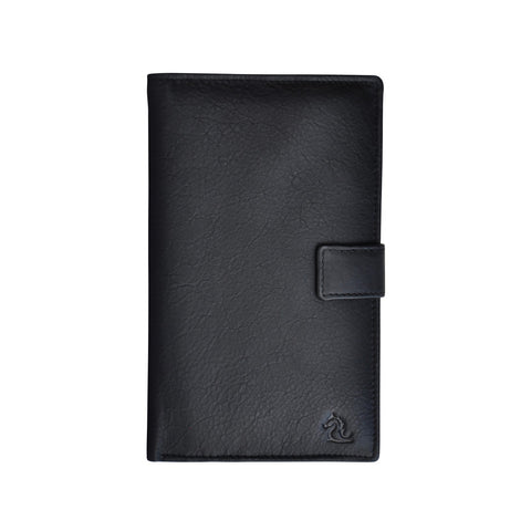 7016 Black Passport Case