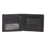 14058 Black Bifold Wallet