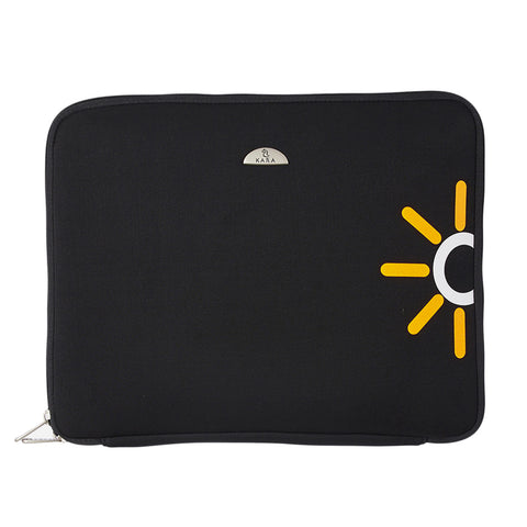 1805-15'' Black Laptop Sleeve