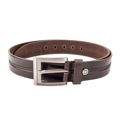 Brown Casual Belt